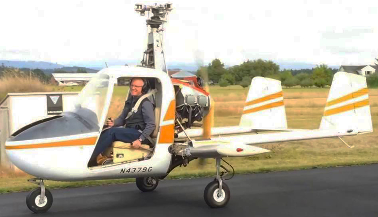 mc-culloch super j2 gyrocopter