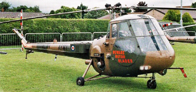 skeeter helicopter