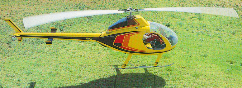two seat kit helicopter