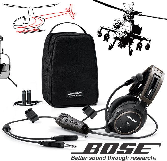 Bose A20 pilot headset for sale