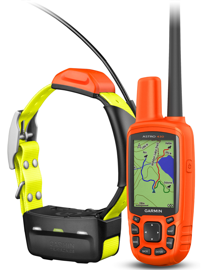 Garmin-Astro-430-with-T5-collar-for-sale