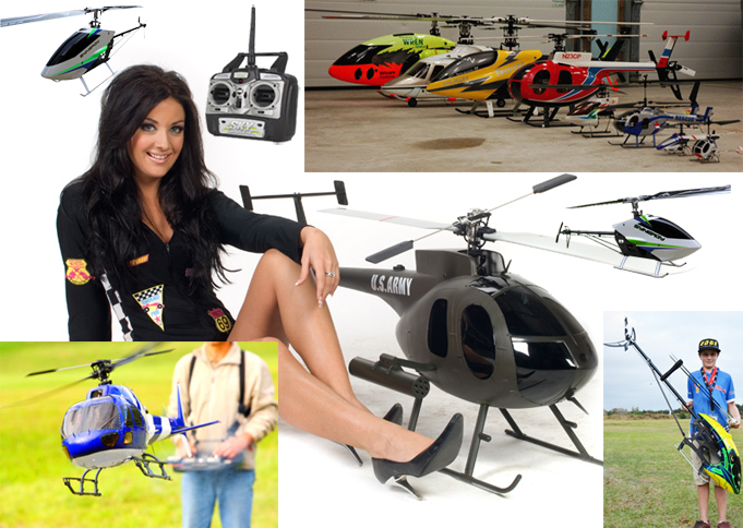 RC radio control helicopters for sale