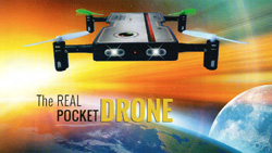 the real pocket drone