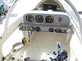 <h5>SkyShark helicopter cabin construction</h5><p>SkyShark helicopter cabin and instrument panel construction</p>