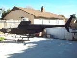 <h5>SkyShark Helicopter Landing Skids</h5><p>SkyShark helicopter's steel cross beam landing skids</p>