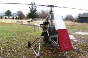 <h5>Ben Showers SkyTwister Helicopter Plans</h5>