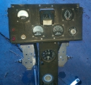 <h5>Skytwister flight instrument panel</h5>