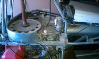 <h5>Skytwister main rotor drive sprocket</h5>