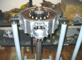 <h5>Aerokopter AK-1 helicopter main rotor gearbox</h5>