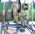 <h5>Aerokopter helicopter reduction drive tensioner</h5>