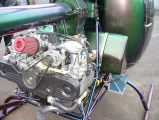 <h5>Aerokopter helicopter rear engine bay</h5>