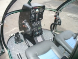 <h5>Aerokopter helicopter flight instruments</h5>
