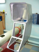 <h5>Aerokopter helicopter instrument pod airframe</h5>