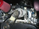 <h5>Aerokopter helicopter Subaru EJ25 engine</h5>