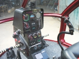 <h5>Aerokopter kit helicopter instrument pod</h5>