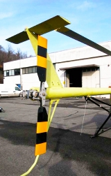 <h5>Dragonfly helicopter tail boom</h5>