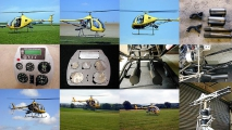 <h5>Dragonfly DF Kit Helicopters</h5>