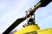 <h5>Dragonfly helicopter rotor control</h5>
