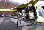 <h5>Dragonfly helicopter engine bay</h5>
