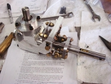 <h5>Assembled tail rotor gearbox</h5><p></p>