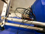 <h5>Helicopter cyclic stick wiring</h5><p></p>