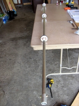 <h5>Homebuilt helicopter tail rotor drive shaft</h5><p></p>