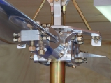 <h5>Mosquito helicopter main rotor head complete</h5><p></p>