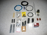 <h5>Mosquito helicopter engine accessory kit</h5><p></p>