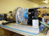 <h5>Mosquito helicopter factory turbine assembly</h5><p></p>