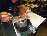 <h5>Mosquito drive assembly construction</h5><p></p>