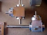 <h5>Primary secondary tail rotor drive gearboxes</h5><p></p>