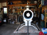 <h5>Tail rotor drive shaft installed</h5><p></p>