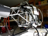 <h5>Rotorway Exec Kit Helicopter construction</h5>
