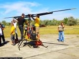 <h5>Hungarocopter rotorblade mounting</h5>