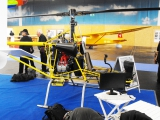 <h5>Personal helicopter expo display</h5>