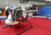 <h5>Cicare Spirit kit helicopter</h5>
