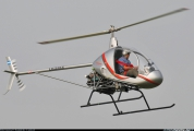 <h5>Rotax 914 powered kit helicopter</h5>