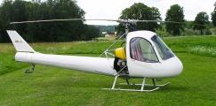 <h5>KR-1 NOTAR helicopter Czech Republic</h5>