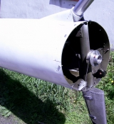 <h5>KR 1 NOTAR helicopter tail control</h5>