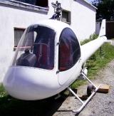 <h5>KR-1 NOTAR helicopter landing gear</h5>