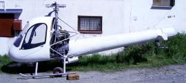 <h5>KR-1 NOTAR helicopter ultralight</h5>