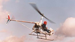 Augusto Cicare CH6 Helicopter