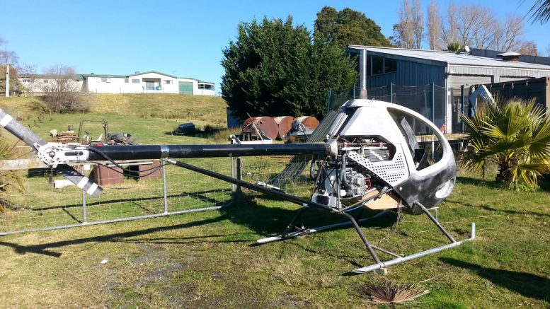 Cameron Carter Blowfly Helicopter Image Gallery