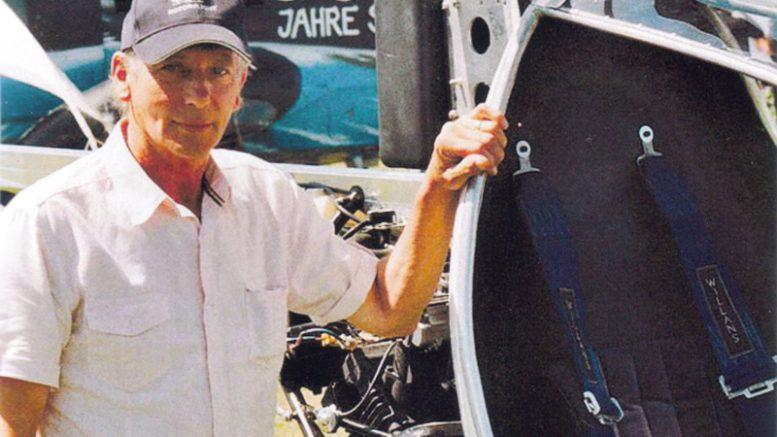Ben Cope helicopter designer