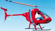 Dennis Fetters Voyager 500 Helicopter