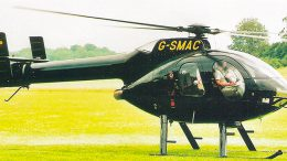 md 500 notar -helicopter
