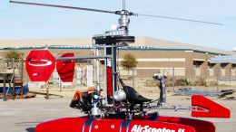 Air Scooter Coaxial Helicopter
