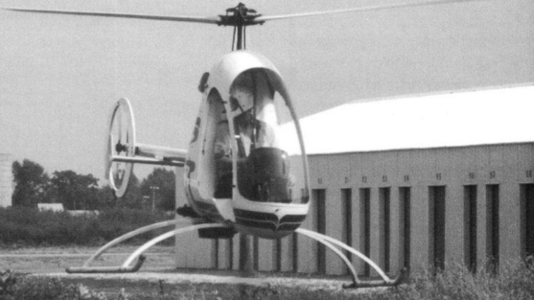 Original Ultrasport 254 Kit Helicopter USA