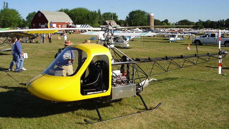 Pawnee Aviation Chief Helicopter