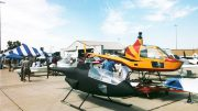 Don Hillberg SkyShark rotormouse helicopter